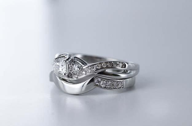 Custom Design - How We Made Kirsty Bennett's Wedding Ring